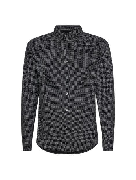 Camisa-slim-estampada