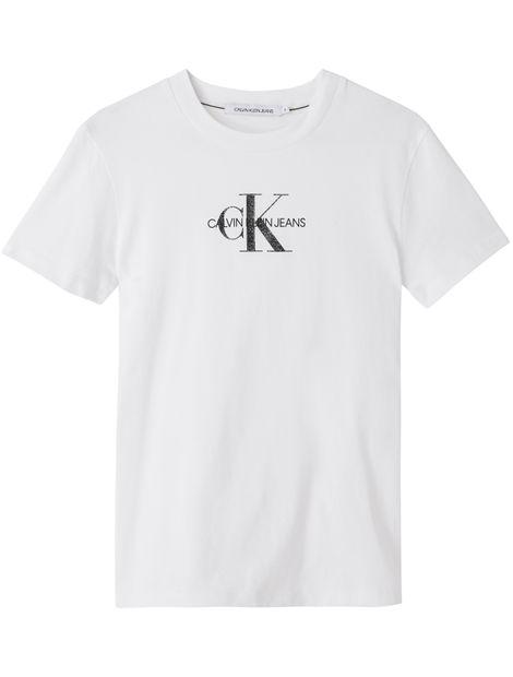 Camiseta-slim-con-logo-de-purpurina