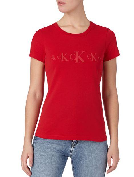 Camiseta-slim-de-algodon-reciclado-con-logo