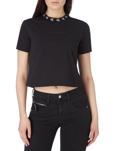 Camiseta-de-algodon-organico-con-cuello-con-el-logo