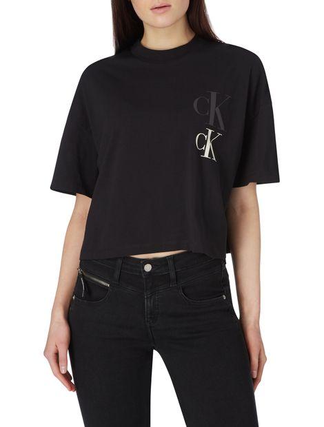 Camiseta-oversized-de-algodon-reciclado-con-logo