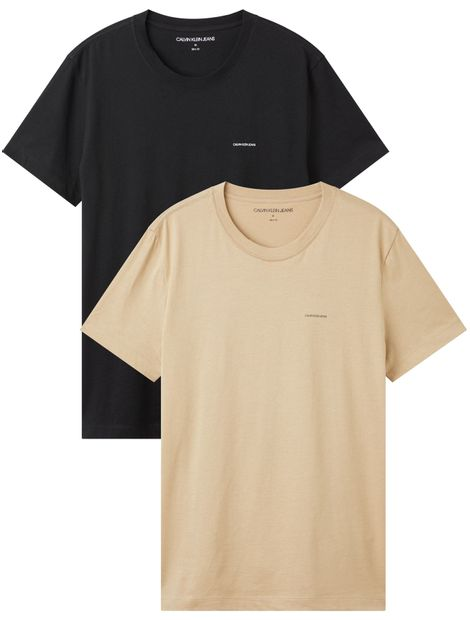Pack-de-2-camisetas-slim-de-algodon-organico
